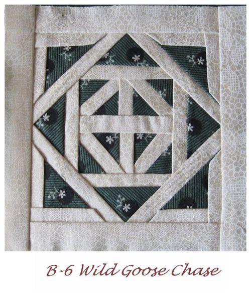 B6 Wild Goose Chase